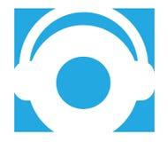Music Logo Design Royalty Free Stock Image
