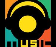 Music Logo Design Royalty Free Stock Photo