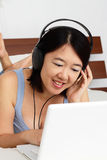 Music Lover Stock Images