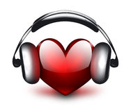 Music lover Royalty Free Stock Image