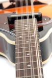 Music of mandolin Stock Image