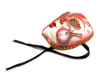 Music mask Royalty Free Stock Photos