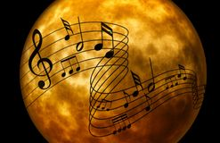 Music, Melody, Clef, Musical Note Royalty Free Stock Image