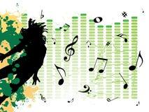 Free Music Melt Active Royalty Free Stock Image - 2923906