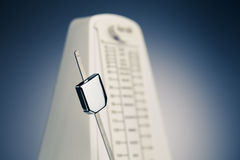 Music metronome Stock Photos