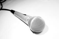 Music microphone микрофон Stock Photos
