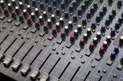 Free Music Mixer Stock Image - 19893861