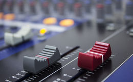 Free Music Mixer Royalty Free Stock Photography - 29997567