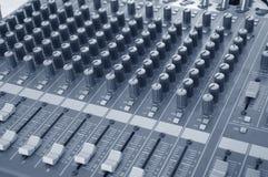 Music mixer Stock Images
