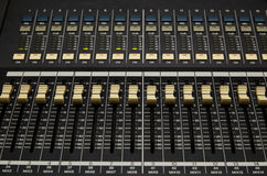Music Mixing Stock Images