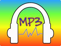 Music MP3 Royalty Free Stock Photos