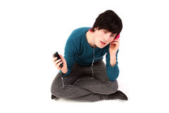 Music mp3 Royalty Free Stock Photography