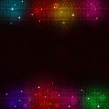 Music Multicolor Equalizer vector illustration