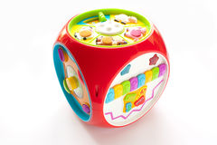 Music multifunctional toy Royalty Free Stock Photos