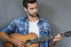 Music is my life. Royalty Free Stock Images