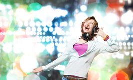 Music is my life! Stock Images