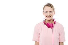 Music is my world. Royalty Free Stock Photography