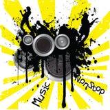 Music Non Stop Royalty Free Stock Photo