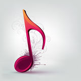 Music Note Royalty Free Stock Images