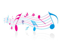 Free Music Note Royalty Free Stock Photography - 4467317