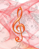 Music note vector illustration