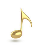 Music note icon Royalty Free Stock Image