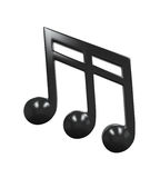 Music Note Icon Stock Photos