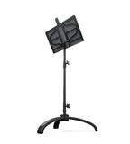 Music Note Stand Stock Photography