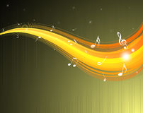 Music notes. High quality music notes. (This image is a illustration and can be scaled to any size without loss of resolution royalty free illustration
