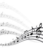 Music notes. High quality music notes.(This image is a illustration and can be scaled to any size without loss of resolution royalty free illustration