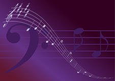 Music notes. This image is a vector illustration and can be scaled to any size without loss of resolution. This image will download as an EPS file. You will need Stock Photo