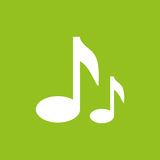 music notes design Stock Images