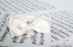 Music objects Royalty Free Stock Image