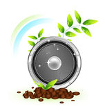 Music Of Nature Royalty Free Stock Images