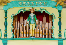 Music Organ Stock Image