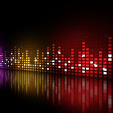 Music Party Background Royalty Free Stock Photo