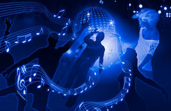 Music Party Royalty Free Stock Photo