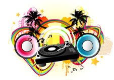 Music Passion! Royalty Free Stock Images