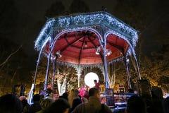 Free Music Pavilion On Zrinjevac Royalty Free Stock Photography - 63893287