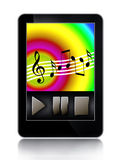 Music Player Royalty Free Stock Photos