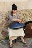 Music Player at Street - Paris Stock Photography