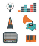 Music players and components vol 3 Stock Photography