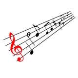 Music portative Royalty Free Stock Photo