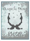 music poster 向量例证