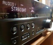 Music receiver stock photos