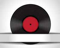 Music record Royalty Free Stock Image