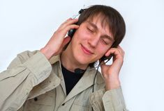 Music relax Royalty Free Stock Photography