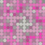 Music retro dot background Stock Photos