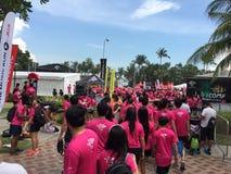 Music Run Singapore 2015 Royalty Free Stock Images