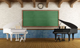 Music school Stock Photos